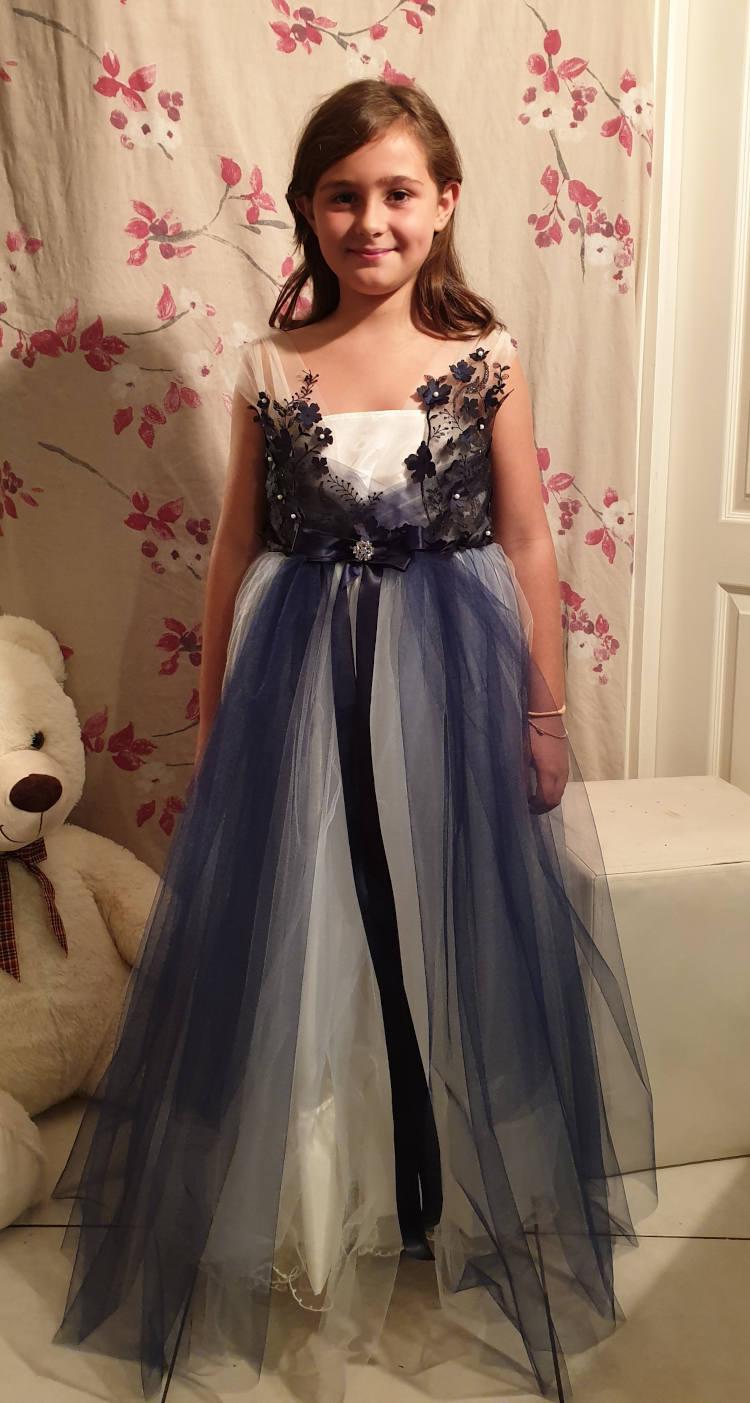 La robe Clarisse