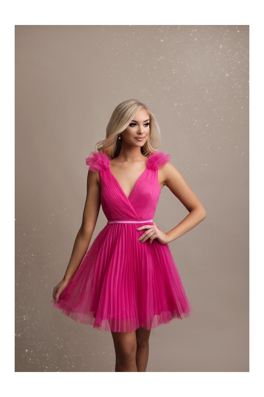 La robe Capucine